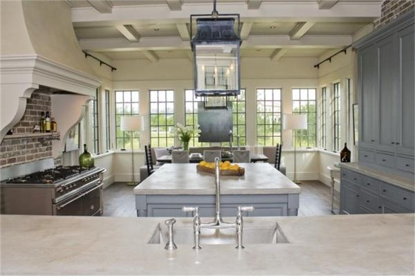 concrete counters from McAlpine Tankersley