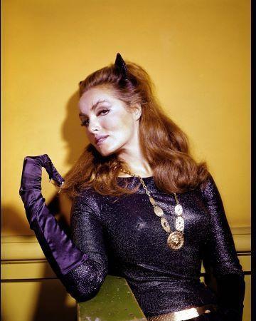 """Julie Newmar as Catwoman  """"Batman"""" (1966-68)"""
