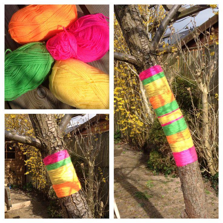 Ibiza style tree
