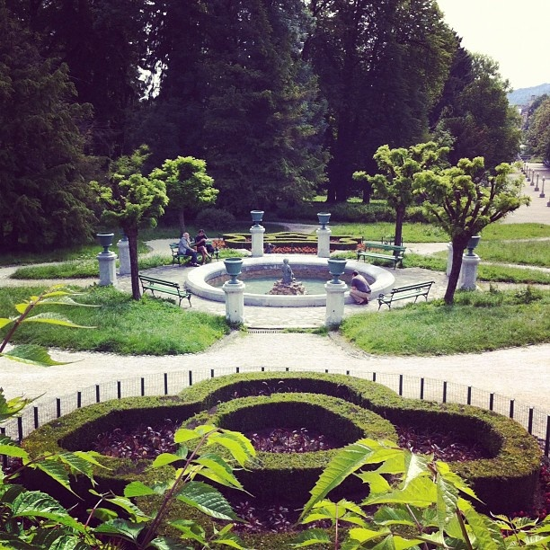 Tivoli Park Apartments: Ivoli Park Is Ljubljana's Largest And Most Beautiful Park