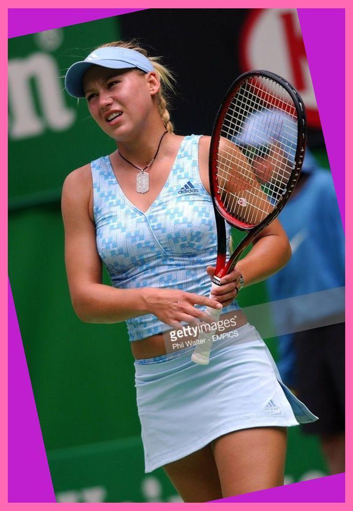 Female Tennis Player Tennis Outfit Women S Tennis Outfit 2019 Tennis Outfit 90s Tennis Players Female Tennis Outfit Women Anna Kournikova