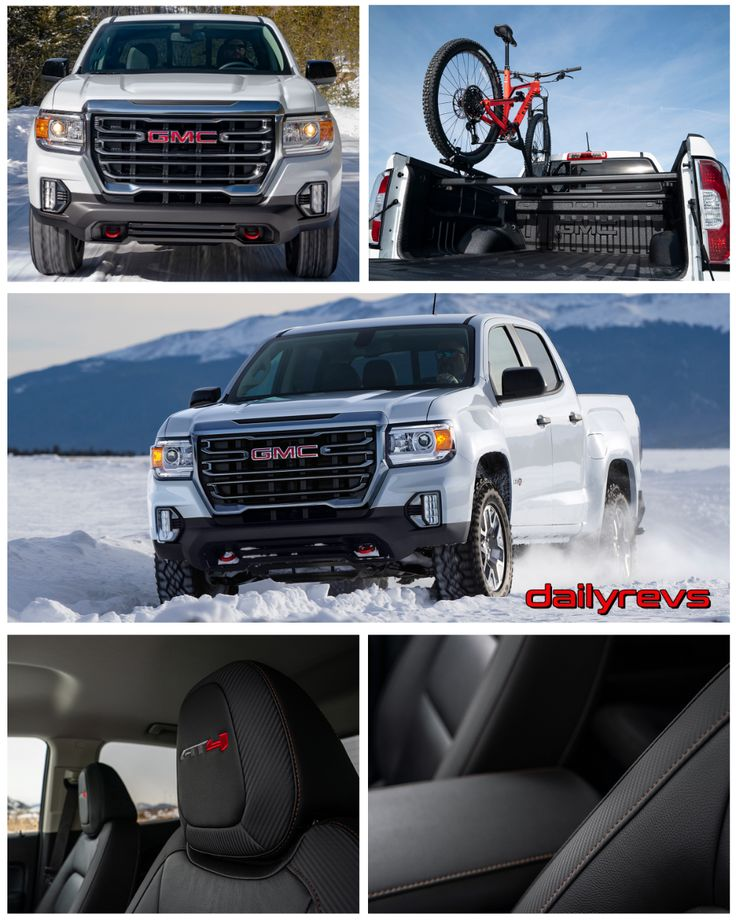 2021 GMC Canyon AT4 - HD Pictures, Videos, Specs ...