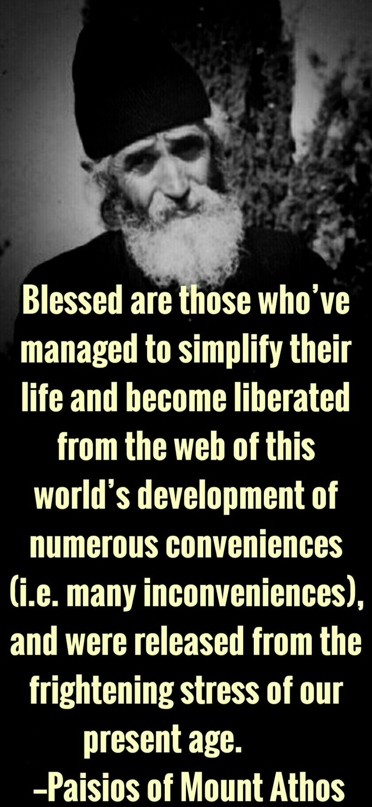 Paisios of Mount Athos