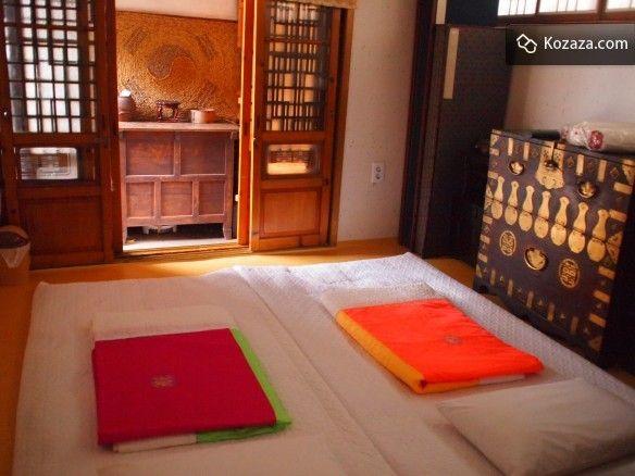 Hanok Eugene Culture Center_ND_Room