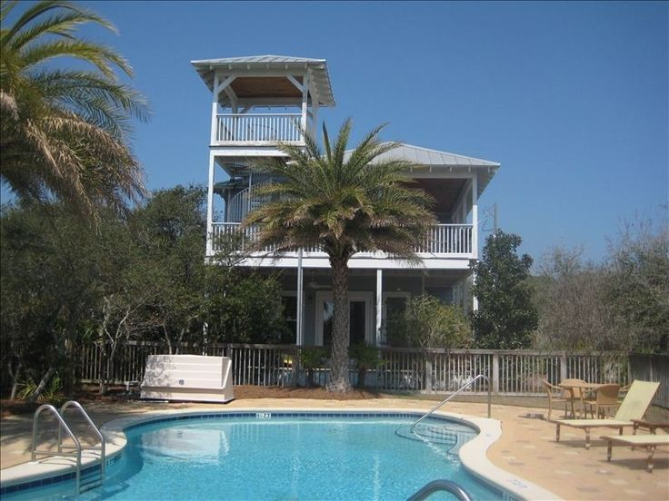 Inlet Beach Vacation Rental Vrbo 292630 4 Br Beaches