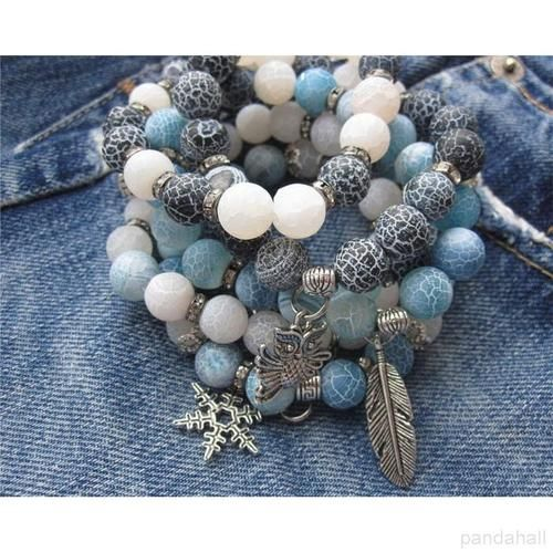 Handmade Natural Gemstone Bracelets Pandahall Beads Jewelry Blog