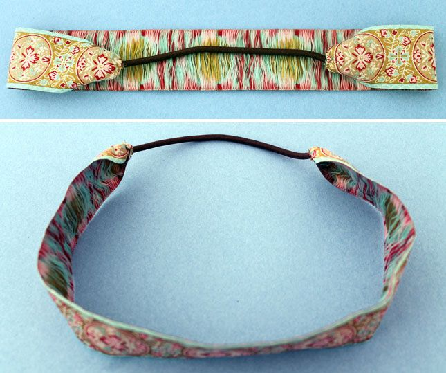 DIY Headbands in Less than 5 Minutes | Brit + Co.  Totally going to happen. @Brit Morin Morin