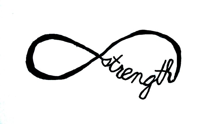 obsessed with infinity symbols
