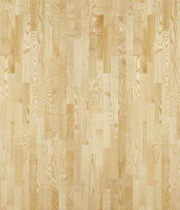Polarwood parketti, Ash Nature 3-s. Paksuus 14mm, soveltuu lattialämmityksen kanssa. Värisilmä, www.varisilma.fi