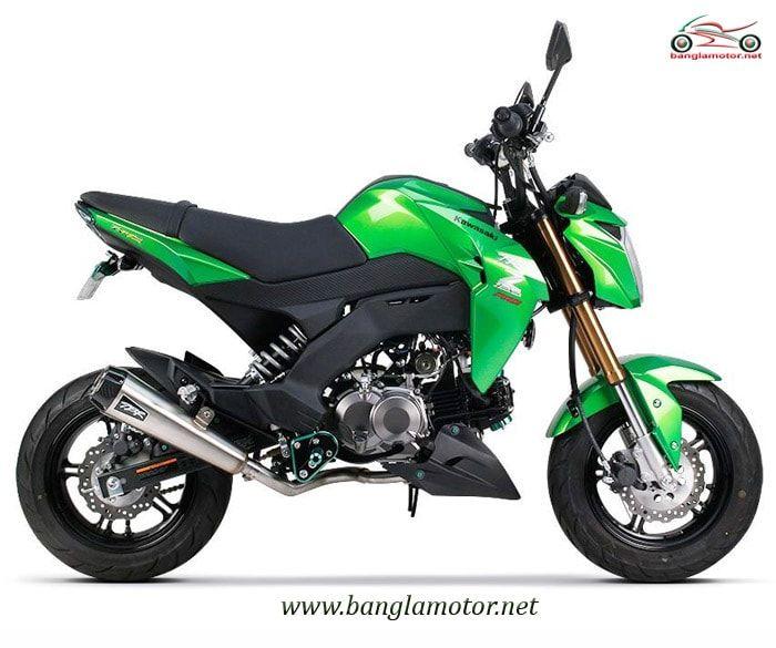 Kawasaki bike price in bangladesh