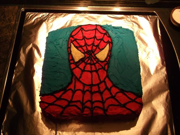 Luca's Birthday Cake