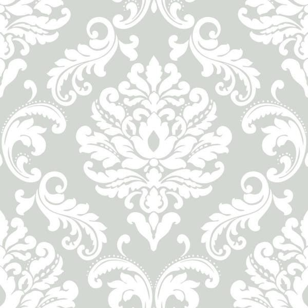 Nuwallpaper Grassweave Cream Peel And Stick Wallpaper Nu2875 Details About Nuwallpaper By Brewster Nuw1402 Blue Damask Wallpaper Farmhouse Wallpaper Wallpaper