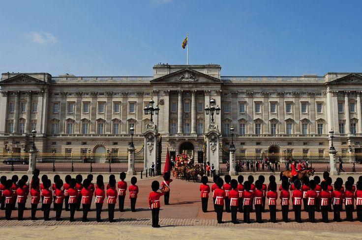 Buckingham Palace, le 25 mai 2010. (archives)