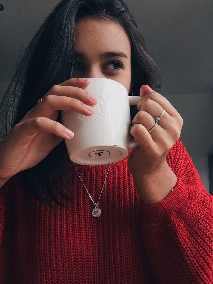Bom dia! com aquele cafezinho tumblr