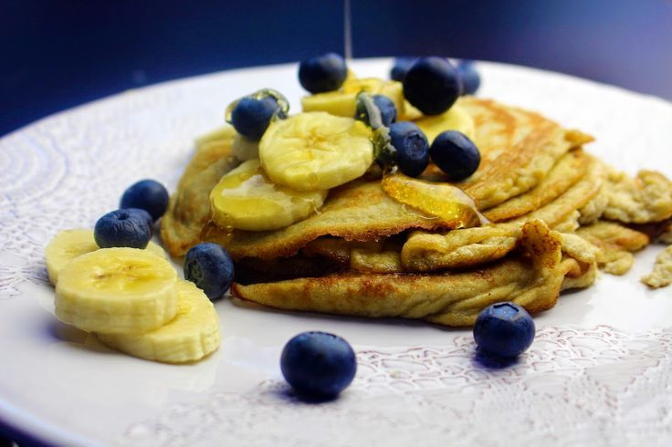Belleau Kitchen: two ingredient nutribullet banana pancakes