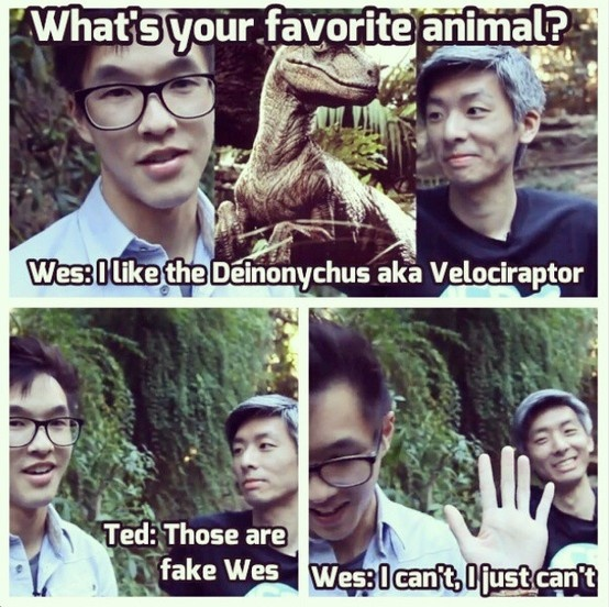 Wes & Ted   Wong Fu Productions