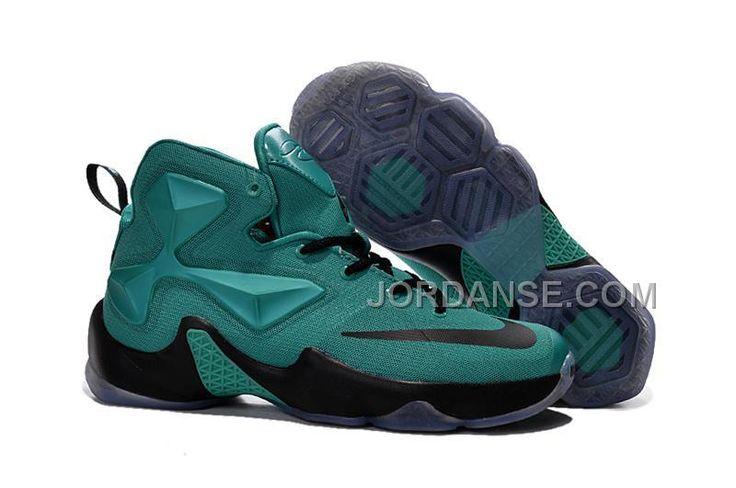 http://www.jordanse.com/2016-nike-kids-basketball-sneakers-lebron-13-green-black-online.html 2016 NIKE KIDS BASKETBALL SNEAKERS LEBRON 13 GREEN BLACK ONLINE Only $120.00 , Free Shipping!