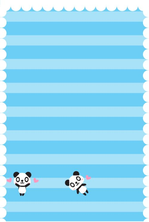 Tumblr Inline Mivdv1KOJK1qzhggn 500x744 Panda WallpapersCute WallpapersWallpaper