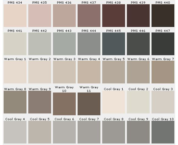 pantone color chart ensures accuracy custompins inc. Black Bedroom Furniture Sets. Home Design Ideas