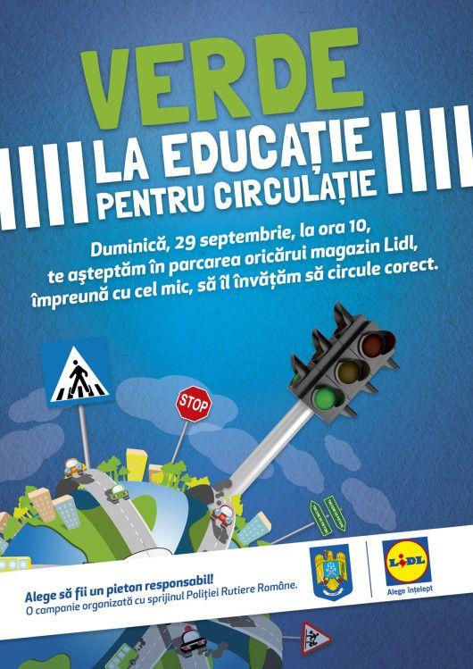 Verde la educatie pentru circulatie - http://cemerita.ro/verde-la-educatie-pentru-circulatie/