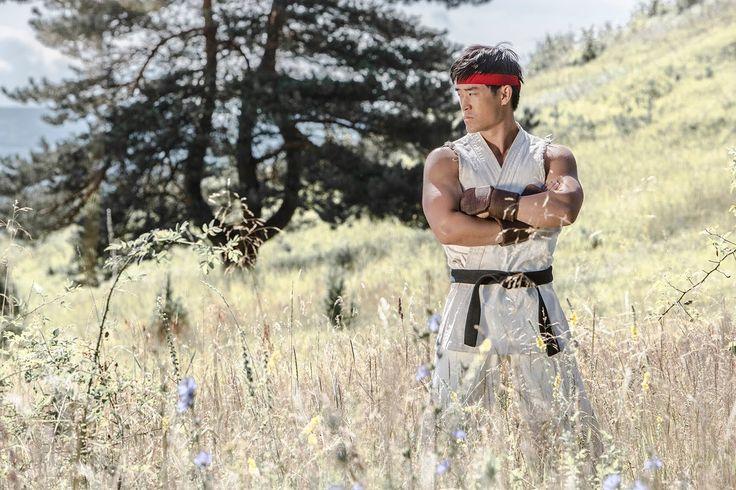 Street Fighter: Assassin's Fist - 'Ryu' Teaser Trailer (+playlist)