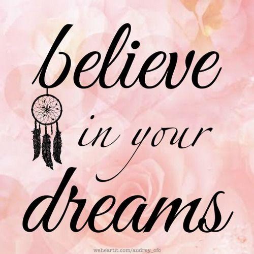 ☮ American Hippie ☮ Believe in your dreams