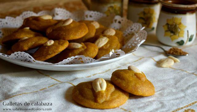 Deléitate con estas galletas de calabaza veganas! Un snack saludable ideal para grandes y chicos. Amarás la calabaza!
