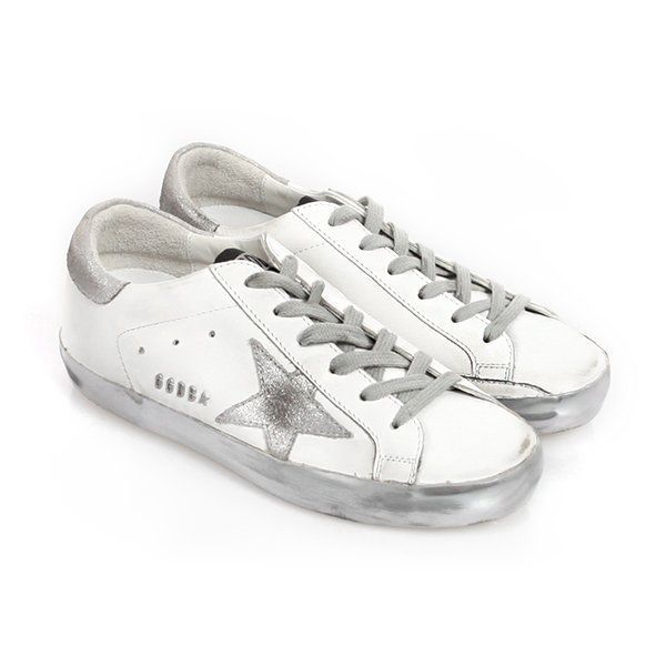 Golden Goose 17 F/W Men's LowTop Superstar Sneakers GCOMS590 E36 Deluxe Brand #GoldenGoose #FashionSneakers