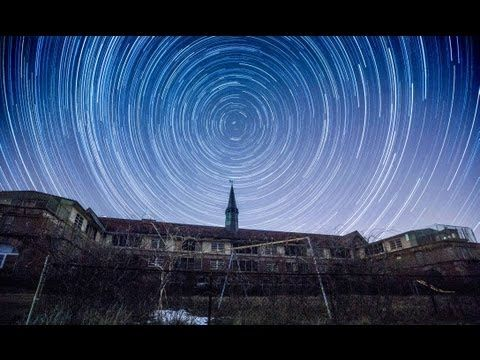 Star Trails Photography Tutorial: Take Pictures at Night - YouTube