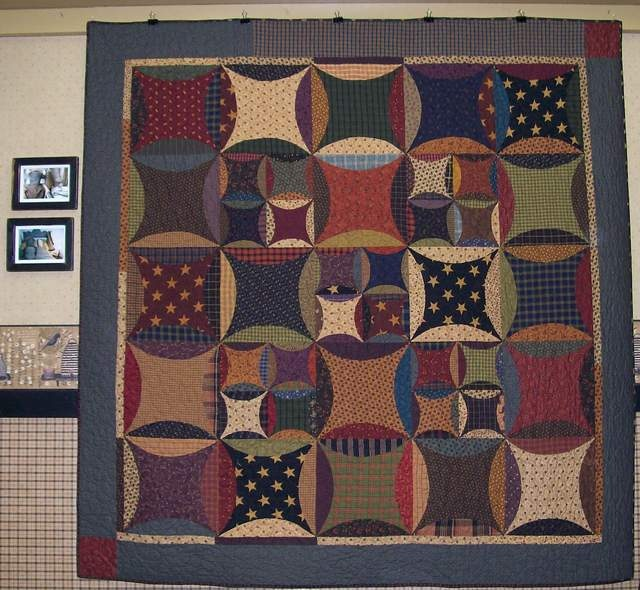 45 best Robbing Peter to Pay Paul images on Pinterest   Bathroom ... : robbing peter to pay paul quilt - Adamdwight.com