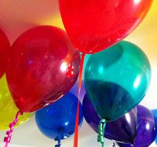 Book My Balloons. Balloon bouquets also available on dotted i.