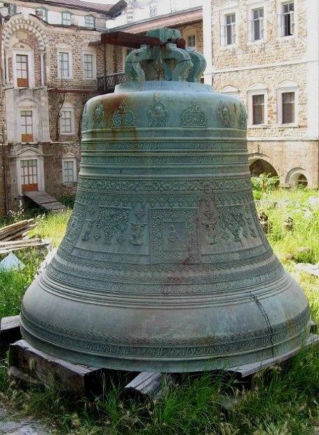 Bell of Saint Andreas Monastery  - Mount Athos, Greece