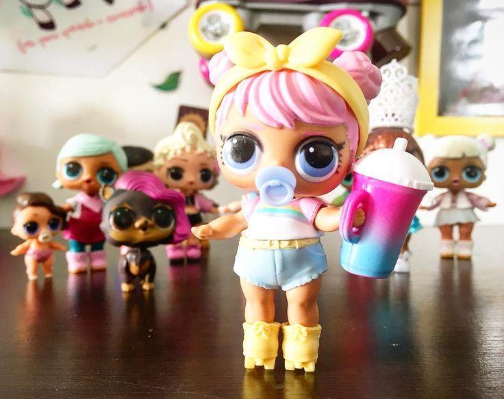 Bem vinda à família minha Dawn Confetti Pop  #lol #lolsurprise #lolconfettipop #youtuber #youtuberkids #kids #love #entaoroberta