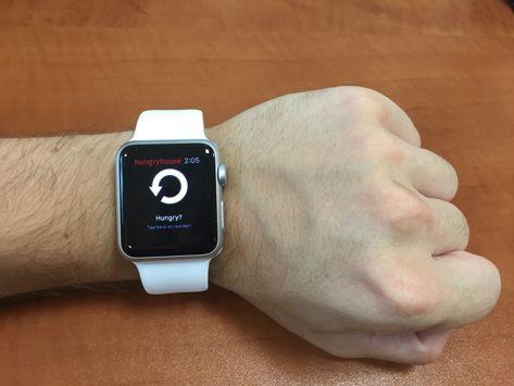 HungryHouse already available on Apple Watch!