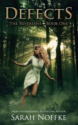Book-o-Craze: REVIEW | Defects by Sarah Noffke