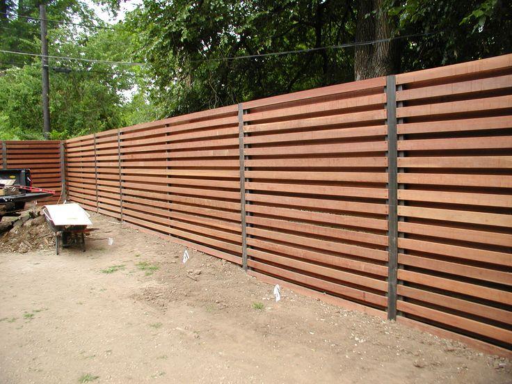 horizontal shadowbox fence Google Search House