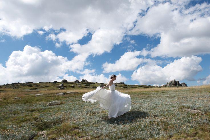 Mountain Wedding Photo: Sarah Rowan Dahl