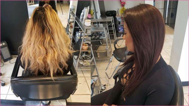 Rusk Deep Shine Colors Demi Hair Color Chart Rusk Hair