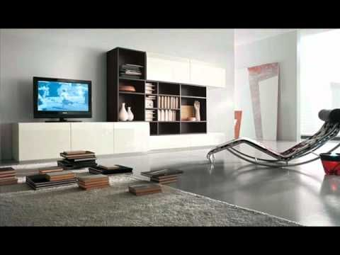50 contemporary living room styles - YouTube