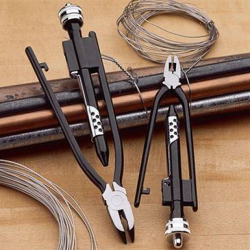 Special Wire Twisting Pliers - Garrett Wade