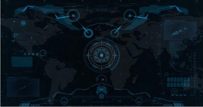 Space Loop Blue Version Wallpaper Engine Free 3440x1440 Wallpaper Free Wallpaper Wallpaper