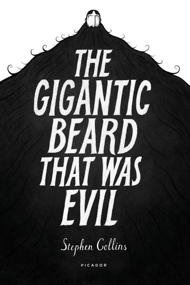 The Gigantic Beard That Was Evil by Stephan Collins | 24 Of The Most Powerful Graphic Novels