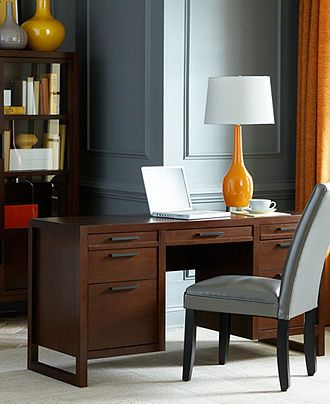 Tahoe Home Office Furniture - Home Office Furniture - furniture - Macy's