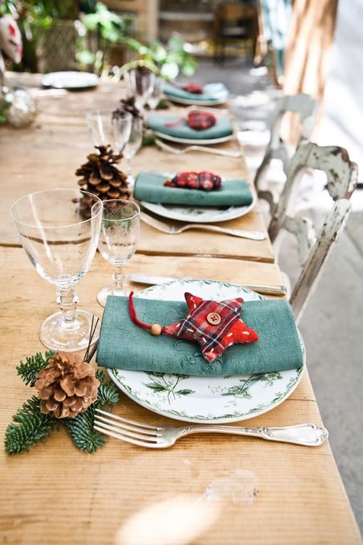 #Inspiración para una mesa 100% navideña