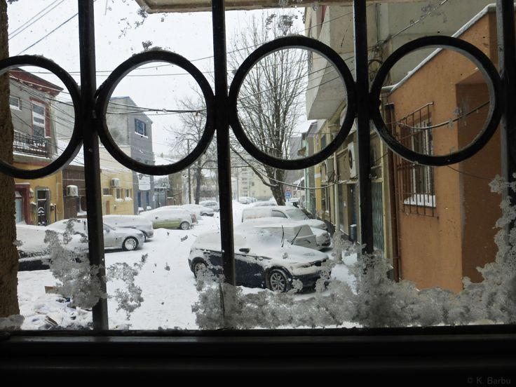 Strada George Enescu, 2017 january