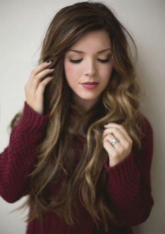 Latest #long hair - Trends 2015