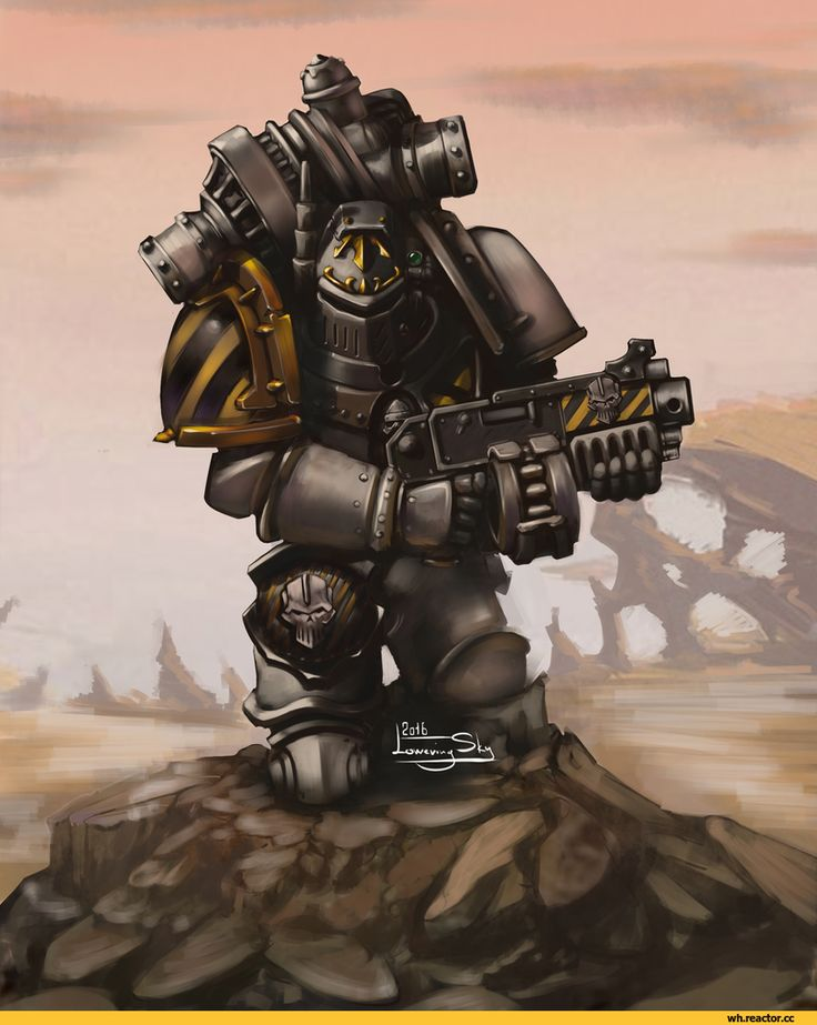 Warhammer 40000,warhammer40000, warhammer40k, warhammer 40k, ваха, сорокотысячник,фэндомы,Iron Warriors,Horus Heresy,Ересь Хоруса,LoweringSky