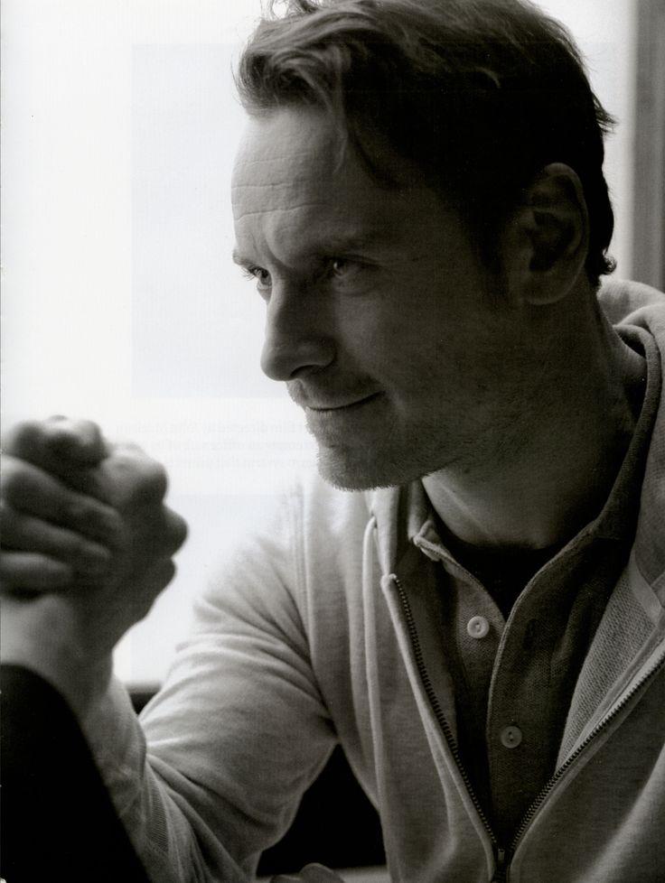 "Michael Fassbender in ""Pitch Black Heist"" short film (2011)"