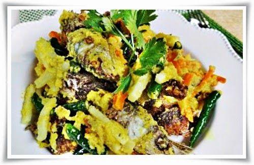 Resep Cara MemBuat Acar Ikan Pedas Yang SedapIkan, Resep Masakan