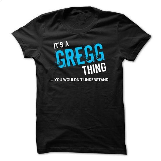 SPECIAL - It a GREGG thing - t shirt design #baseball shirt #tshirt illustration